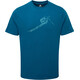 Mountain Equipment Yorik t-shirt Heren blauw